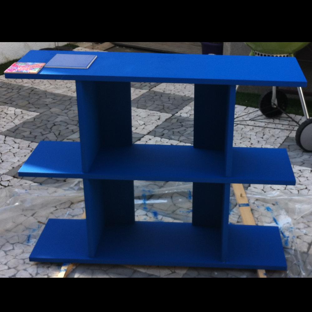 console_bleue