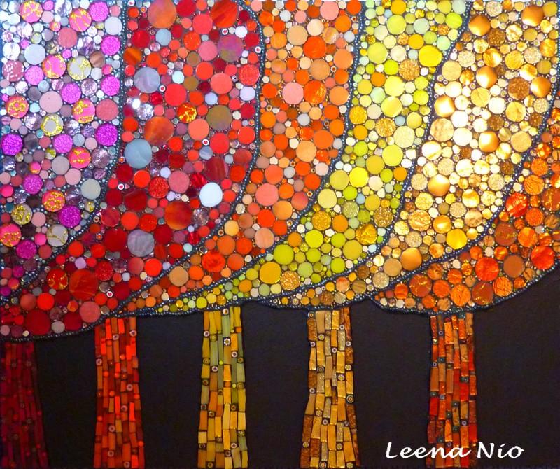 Mosaique Fairy Forest
