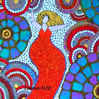 Mosaique Liisa