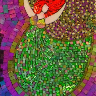 Mosaique  Night Princess