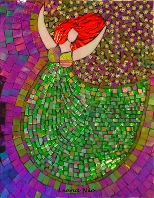 Mosaique  Night Princess