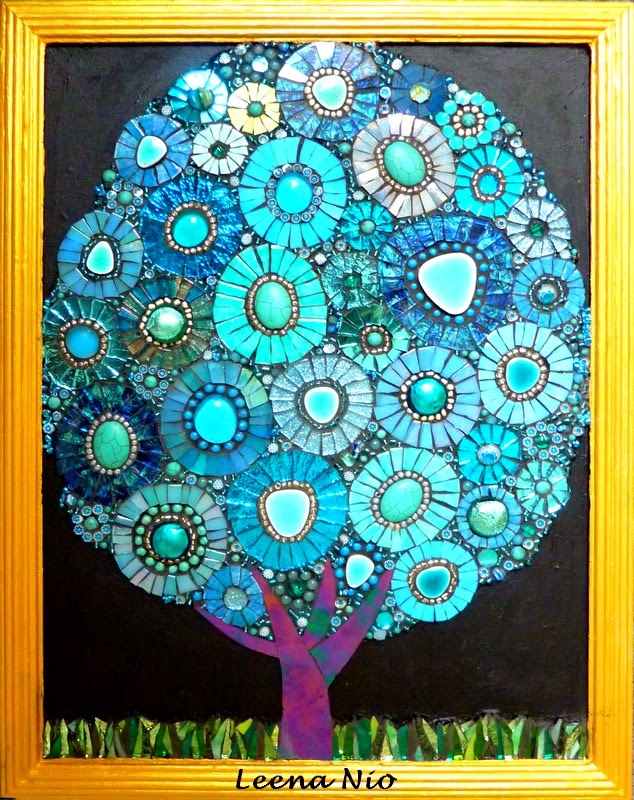 Mosaique Turquoise