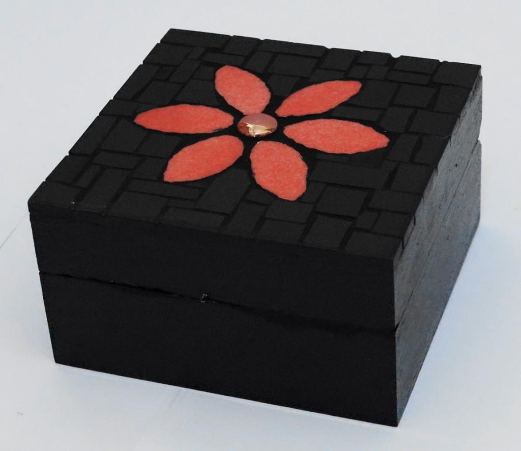boite fleur